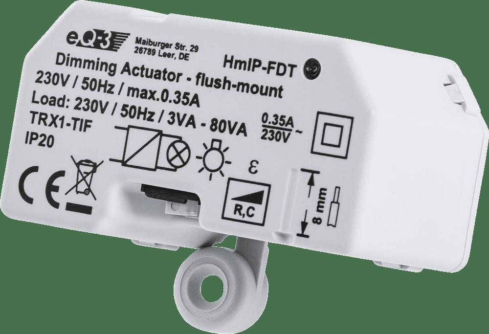 Homematic IP Модул за димиране - вграден монтаж